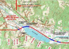 Cifre și informații despre Lotul 5 al autostrăzii Sibiu-Pitești: Lucrările au început oficial azi (Foto & Video)
