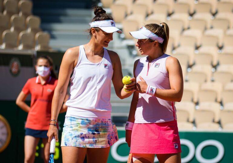 Irina Begu, eliminată în semifinalele probei de dublu de la Roland Garros