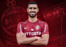 CFR Cluj a anunțat un nou transfer