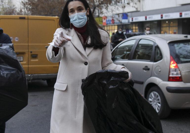Un consilier PNL o acuză pe Clotilde Armand de un prejudiciu de peste 2 milioane de euro, în războiul gunoaielor