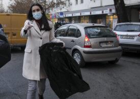 Criza gunoiului: În timp ce prefectul anunța soluția găsită cu Clotilde Armand, Romprest a obținut la tribunal dreptul să execute silit Primăria Sectorului 1