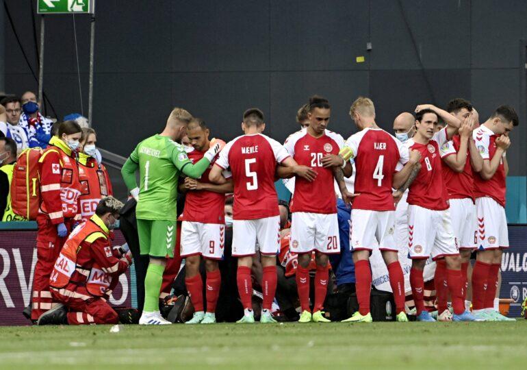 EURO 2020: Finlanda a învins Danemarca într-un meci în care fotbalul nu a contat deloc
