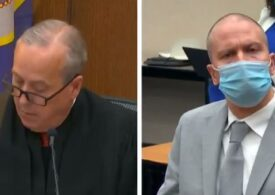 Derek Chauvin a fost condamnat la 22 de ani şi jumătate de închisoare pentru uciderea lui George Floyd (Video)