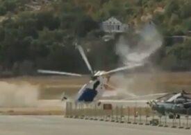 Un elicopter militar s-a prăbușit în Rusia