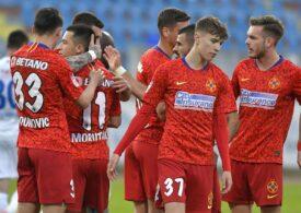 Galatasaray negociază transferul unui jucător de la FCSB