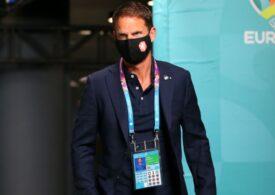 EURO 2020 | Selecționerul Olandei a demisionat