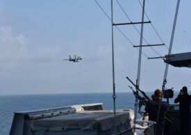 """Olanda: Avioane ruseşti au agresat """"iresponsabil"""" o fregată în Marea Neagră. Vom discuta la nivel diplomatic"""