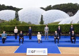 Regina Elisabeta a II-a a fost gazda unei recepţii la summitul G7 (Video)