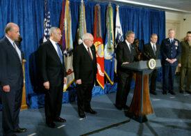 A murit Donald Rumsfeld, fostul secretar american al Apărării