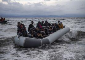 Numărul celor care au trecut clandestin Canalul Mânecii în acest s-a dublat faţă de 2020