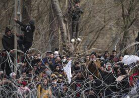 Grecia trimite arme sonice la frontiera cu Turcia, pentru a respinge o eventuală invazie a migranților