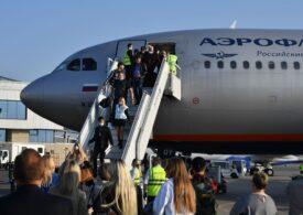 Zborurile dintre Germania și Rusia au fost întrerupte pentru câteva ore, din cauza situației din Belarus