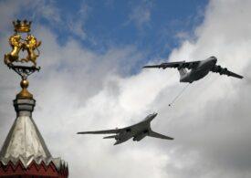 Rusia a transferat trei avioane de patrulare maritimă în sudul țării, după incidentul cu distrugătorul britanic
