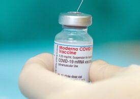 Primim o nouă tranşă de vaccin Moderna, 210.000 de doze, dar n-am consumat nici jumătate din cele 2 milioane aflate pe stoc
