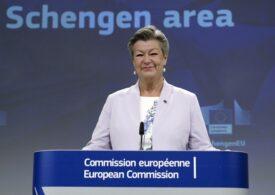 Comisia Europeană cere admiterea României în spațiul Schengen, fără controale la frontiere