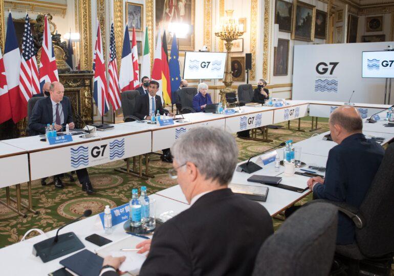 Multinaționalele vor plăti impozit pe profit de 15% - acord istoric al G7