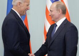 """Joe Biden şi Vladimir Putin se întâlnesc la Geneva. Experţii nu au speranţe că vor exista momente """"revoluţionare"""""""