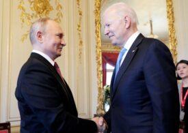 """Putin face primul pas după summitul de la Geneva. Îl trimite înapoi în SUA pe ambasadorul Rusiei, rechemat după ce Biden își numise omologul """"criminal"""""""