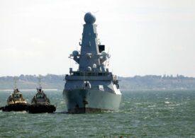 Rusia cere insistent SUA și aliaților să renunțe la exercițiile din Marea Neagră