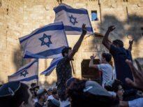 """Mii de naţionalişti de extremă-dreapta din Israel au mărşăluit în estul Ierusalimului. Au strigat către palestinieni """"trăieşte şi suferă"""" (Video)"""