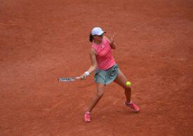 Iga Swiatek continuă să impresioneze la Roland Garros