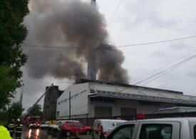 A fost stabilită cauza incendiului de la Brazi