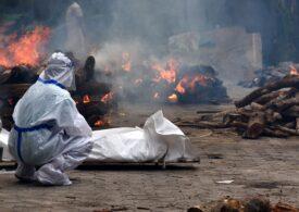 Peste 6.000 de morți cu Covid în ultimele 24 de ore în India, un record negru la nivel mondial. Și, totuși, situația se îmbunătățește