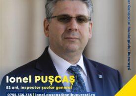 """Un elev s-a aruncat de la geamul unei școli din București. Șeful Inspectoratului a fost demis după ce a spus că e vorba de """"o joacă obișnuită, a avut o stare de nervi"""""""