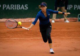 Irina Bara, eliminată de la Roland Garros
