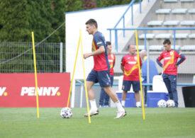 Doi jucători români au părăsit cantonamentul naționalei și vor rata meciul cu Anglia