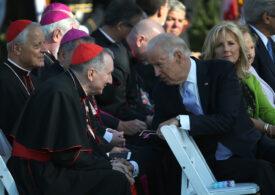 Episcopii catolici din SUA îi cer papei ca Joe Biden să nu mai aibă voie să fie împărtășit pentru că susține avortul. Casa Albă reacționează