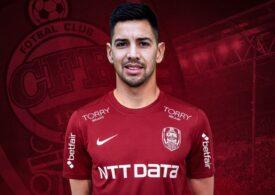 CFR Cluj a anunțat oficial primul transfer făcut de la venirea lui Marius Șumudică
