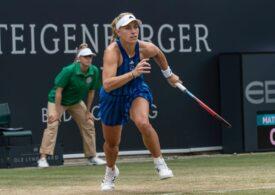 Kerber, în finală la Bad Homburg după o semifinală incendiară cu Kvitova