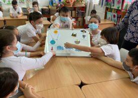 Program de monitorizare a calităţii aerului din şcoli
