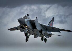 Incident aviatic ruso-american în zona arctică