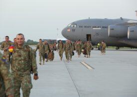 România trimite 200 de soldați în Afganistan și i-ar putea ține acolo 6 luni, a decis CSAT