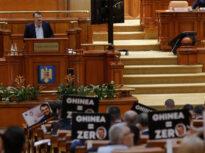 Ciolacu a prins curaj cu moțiunea de cenzură, după ce doi deputați PNL au votat împotriva lui Ghinea. Băcanu spune că a fost o greșeală