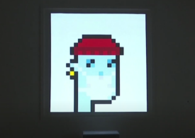 Un personaj digital în format NFT a fost vândut cu peste 11 milioane de dolari