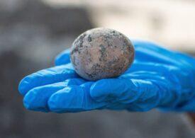 Arheologii israelieni au descoperit un ou vechi de 1.000 de ani. A fost spart din greșeală în laborator