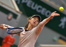 Patricia Țig, eliminată în primul tur de la Wimbledon