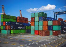Un import ilegal de 9 tone de deșeuri a fost descoperit la Agigea