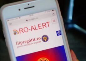 Un elev a fost prins cu telefonul la Evaluarea Națională din cauza unui mesaj RoAlert