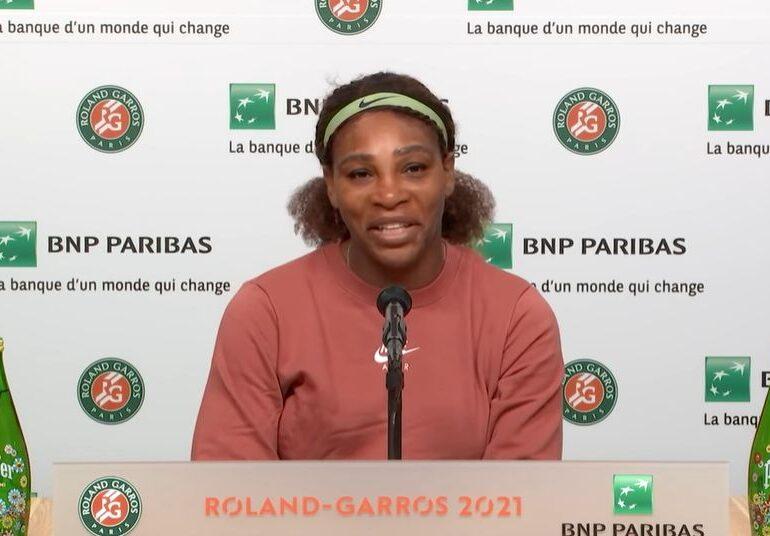 Serena Williams, despre momentele dificile din meciul cu Irina Begu