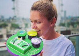 Simona Halep a avut parte de o surpriză din partea organizatorilor Wimbledon
