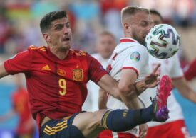 EURO 2020: Suedia și Spania merg în optimi din Grupa E