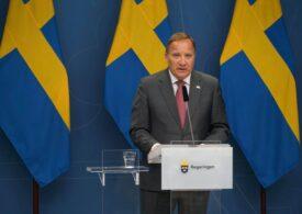 Premieră în istoria politică a Suediei: Prim-ministrul a pierdut încrederea parlamentului