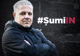 Marius Șumudică anunță o schimbare majoră odată cu venirea la CFR Cluj