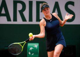 Surpriză la Roland Garros: Elina Svitolina, învinsă categoric în turul trei