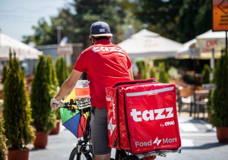 Premieră UNTOLD: Fanii vor putea comanda mâncare la festival direct prin tazz by eMAG