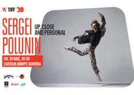 Sergei Polunin, superstarul rebel al dansului, vine pentru prima dată în România, la TIFF